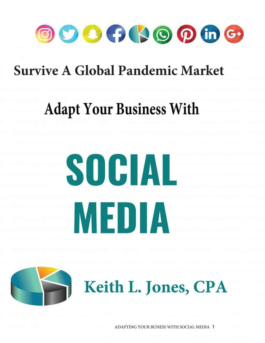 Sociail Media with Keith Jones, CPA