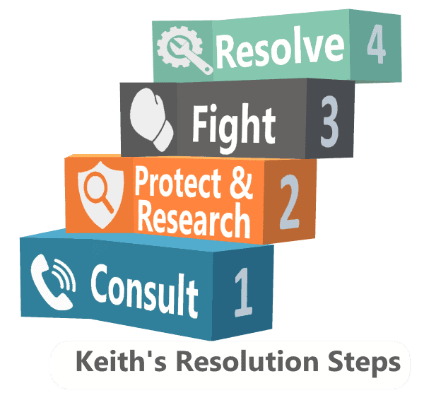 Keith's Resolutions Steps Back Tax Help