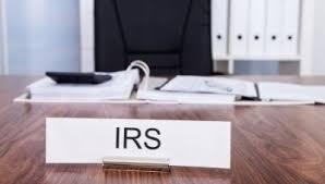 IRS Desk Plates